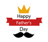 father's day greeting template