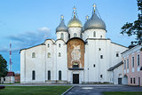 Cathedral of St. Sophia The Wisdom Of God, Veliky Novgorod