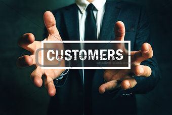 Business strategy to keep customers