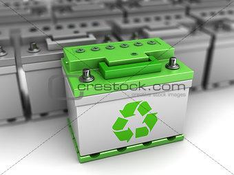 green battery choice