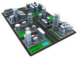 city model