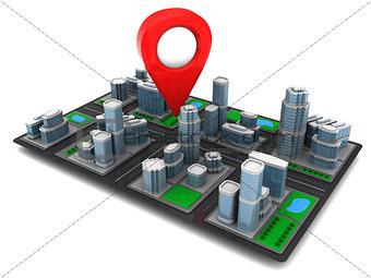 city navigation