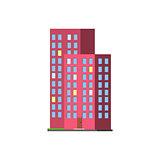 Tall Condominium Building
