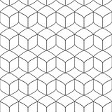 Vector geometric pattern - seamless