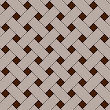 Geometric woven texture - seamless.