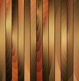 Brown wooden vector texture background