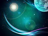 Gravitaional wave burst
