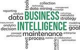 word cloud - business intelligence