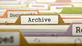 Archive - Folder Name in Directory.