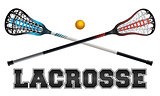 Lacrosse Design Illustration