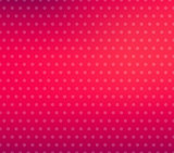 Pink Blurred Background With Halftone Effect
