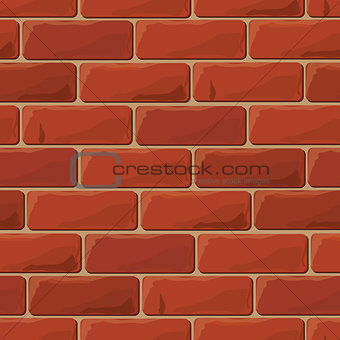 Background brick wall seamless