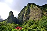 Iao Needle on Maui, Hawaii