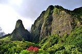 Iao Needle on Maui, Hawaii