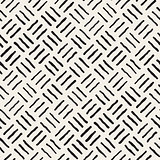 Vector Seamless Freehand Geometric Rough Lines Pattern