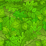Summer Leaves Low Poly