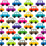 Toy cars background