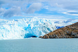Perito Moreno Glacier at Argentino lake