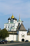 The Krom in Pskov, Russia