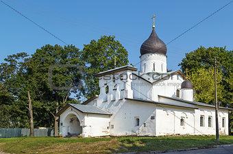 Church of the Resurrection of Christ, Pskov