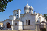 Church st. Varlaam, Pskov