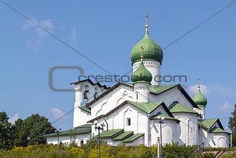 Church of the Epiphany, Pskov