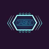 Hexahedron Casino Neon Sign