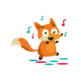 Fox On The Dancefloor