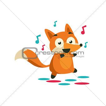 Fox On The Dancefloor