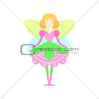 Fairytale Fairy Drawing