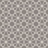 Geometric ornamental pattern - seamless.