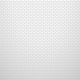 Light brick wall texture. Vector background