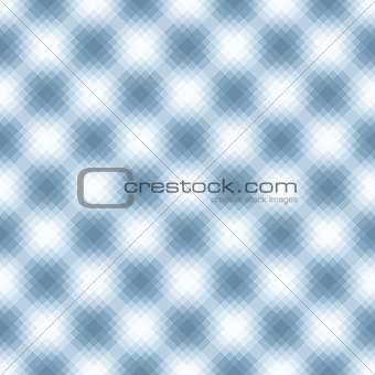 Abstract background, blue geometric pattern.