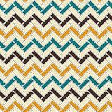 Retro seamless geometric pattern.
