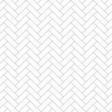 Contour geometric pattern - seamless