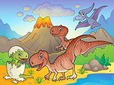 Dinosaur topic image 6