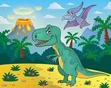 Dinosaur topic image 7