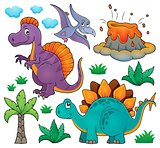 Dinosaur topic set 2