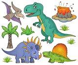 Dinosaur topic set 4