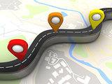 navigation points