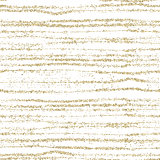 Seamless striped gold glittering vector pattern