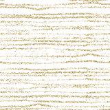 Seamless striped gold glittering vector pattern