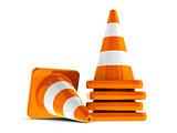 Traffic cones #2