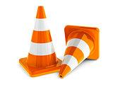 Traffic cones #3