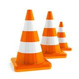 Traffic cones #4