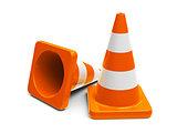Traffic cones #6