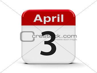 3rd April