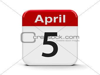 5th April