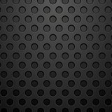 Dark concept circles technology background
