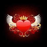 The Valentine's day icon